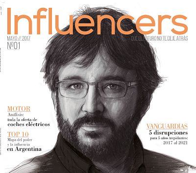 Portada de Influencers