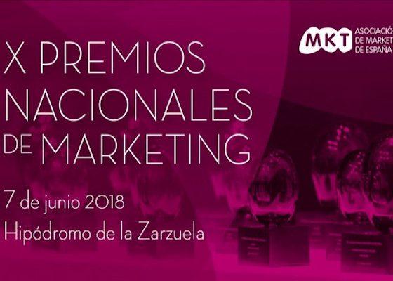 Lista LargaX Premios Nacionales de Marketing