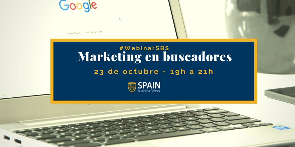 Webinar marketing en buscadores
