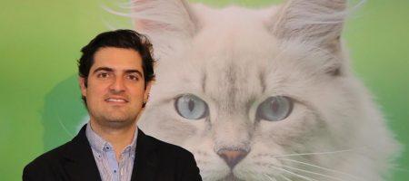 Alberto Cavia, marketing manager de petcare en Mars